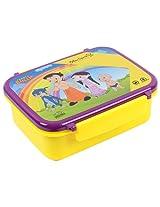 Chhota Bheem Lunch Box in Yellow