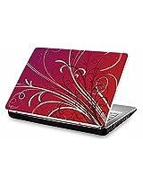 "Clublaptop Floral CLS 81 Laptop Skin For 15.6"" Laptops"