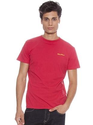Guru Camiseta Logo (Rojo)