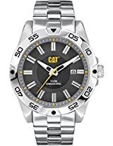 Caterpillar Analogue Grey Dial Men's Watch - IN.141.11.525