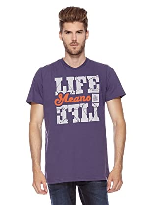 Judge and Jury Camiseta LifeMeansLife (Violeta)