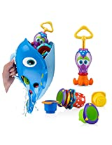 Nuby Bath Toy Gift Set