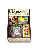 2 Item Bundle: Melissa & Doug 1280 Discovery Magic Set + Free Activity Book