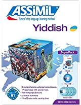 Yiddish with Ease: Super Pack (Livre + 4 CD Audio + 1 CD MP3) (Book + 4 CD Audio + 1 CD MP3)
