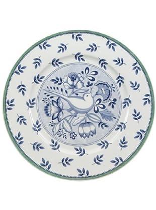 Villeroy & Boch Plato presentación Córdoba blanco / azul 32 cm