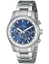 Lucien Piccard Men's LP-12729-33 Camelot Analog Display Japanese Quartz Silver Watch