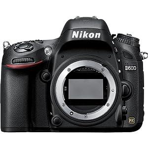 Nikon DSLR Camera - D600 (Body Only) (Black)