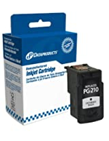 Dataproducts DPCPG210 Remanufactured Ink Cartridge Replacement for Canon PG-210 (Black)