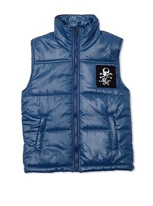 Monster Republic Boy's Dino Vest (Navy)