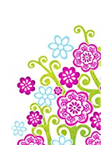ZAGGskin White Floral for Apple iPhone 3G/3GS