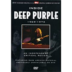Critical Review: Inside Deep Purple 1970-1973 [DVD] [Import]