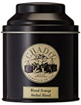 Chado Blood Orange Herbal Blend, 100g