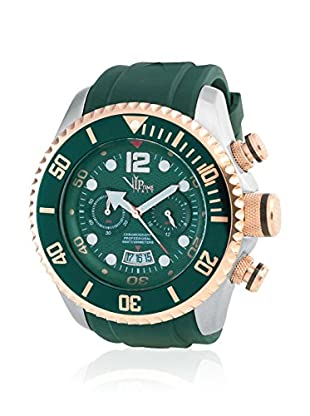 Vip Time Italy Uhr mit Japanischem Quarzuhrwerk VP5024GR_GR grün 50.00  mm