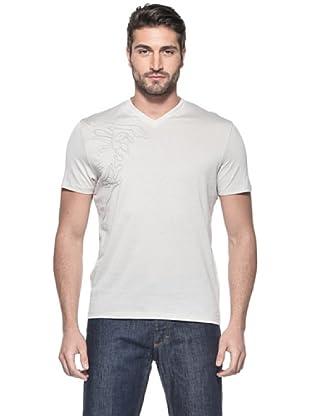 Versace Collection Camiseta Drummond (Crema)