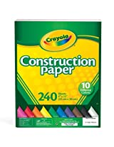 Crayola 240-ct. Construction Paper