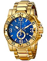 Invicta Men's 15329 Excursion Gold-Tone Stainless Steel Watch