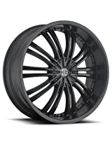 "20"" Wheel Rims 2crave No1 Wheels 20x8.5"" Infiniti Nissan Honda Toyota Stain Black 5x114.3"
