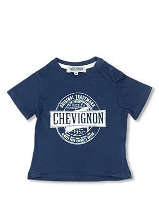 Chevignon Kids Camiseta Henry (Azul Oscuro)
