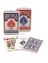 Bicycle Standard Index Playing Cards Deck - 2 Decks!