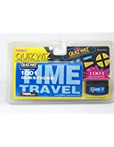 Tiger Quiz Wiz Questoin Book & Answer Cartidge 1001 Questions : Time Travel