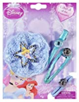Disney Cinderella On Blue Crochet Hair Accessories
