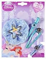 Disney Cinderella On Blue Crochet Hair Accessories