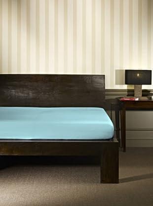 Mistral Home Spannbettlaken in 3 Größen (blau)