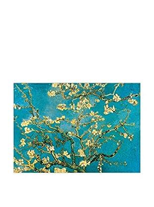 Artopweb Panel Decorativo Van Gogh Mandorli In Fiore A San Remy 96x136 cm