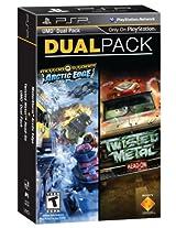 Motorstorm Arctic Edge/Twisted Metal: 2 Pack (PSP)