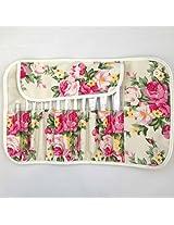 12 Kit Make Up Brush Set With Peony Bag Cosmetic Brushes Set Essential Brushes