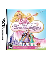 Barbie and 3 Musketeers - Nintendo DS