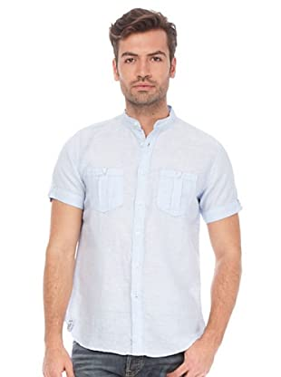 Springfield Camisa (Azul Claro)