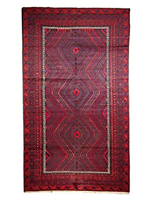 Tribal Collection Oriental Rug, Red, 7' 7