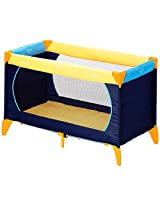 Hauck Dream'N Care Travel Cot-Yellow