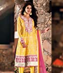 Indian Stylish Anarkali Suit | Semi-stitched