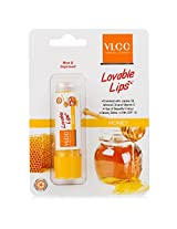 VlCC Lovable Lips Lip Balm Honey, 4.5gm