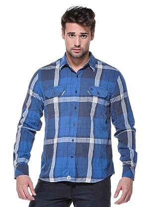 Timberland Camisa Thompson (Turquesa)