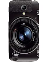 Snoogg SONY CAMERA Case Cover For Samsung Galaxy S4 mini
