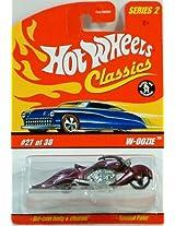 Hot Wheels Classics - W-Oozie - #21 of 30