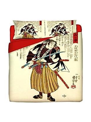 JAPAN MANIA by MANIFATTURE COTONIERE Bettwäsche Ronin