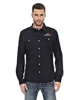 Red Bull Camisa Shirt (Azul Royal)