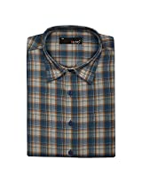 Blog Men's Multi (Color) Full Sleeve Formal Shirt-FS33