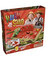 Kwik Sand Play Set Dino World