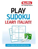Berlitz Play Sudoku Learn Italian!