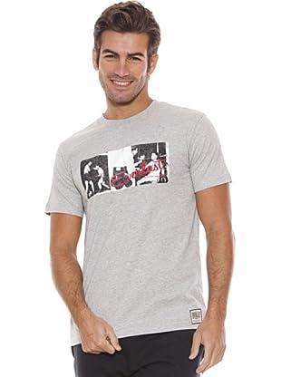 Everlast Camiseta Torn (Gris Claro)