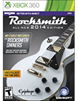 Rocksmith 2014 Edition (No Cable Included)