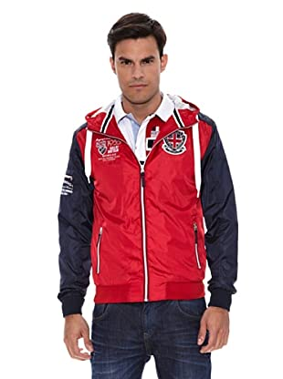 Geographical Norway Chaqueta Captain (Rojo)