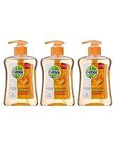 Dettol Reenergize  Liquid Soap Pump - 250 ml (Pack of 3)