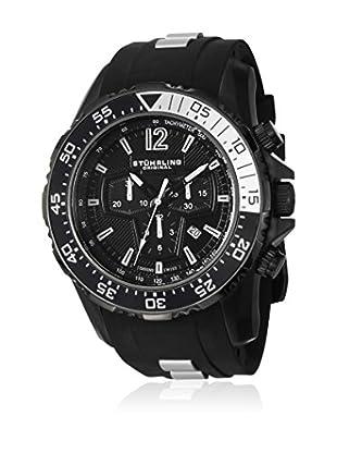 Stührling Original Uhr mit Schweizer Quarzuhrwerk Enterprise II 529.33B713 schwarz 53  mm