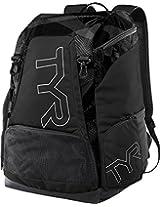 Tyr Alliance Backpack, 45 Liters (Black/Black)